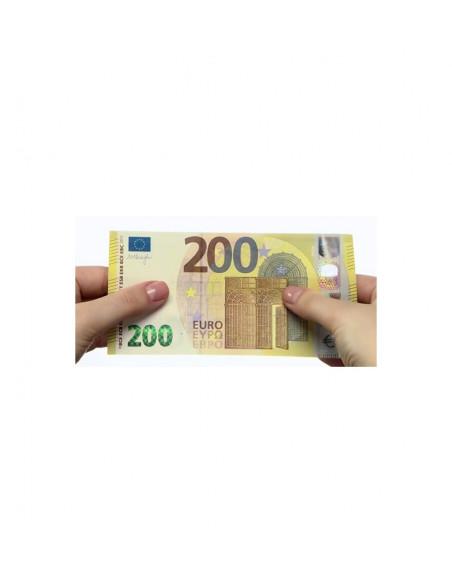 Actualizado para los nuevos billetes de 200 euros