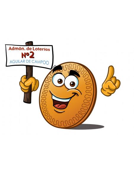 Diseño de Mascota o logotipo Personalizada para tu Lotería - ASG Loterías
