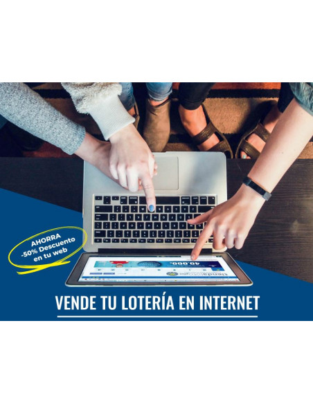 Tu propia Plataforma de venta de Lotería Online