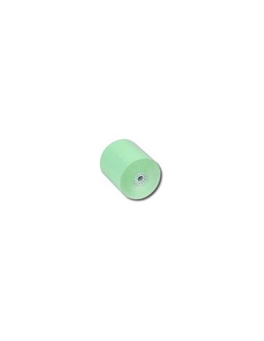 Lote de 8 rollos papel termico de colores