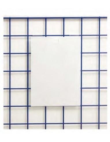 Carpeta A4 metacrilato para rejillas