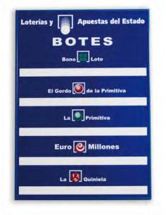 Cartel de Botes