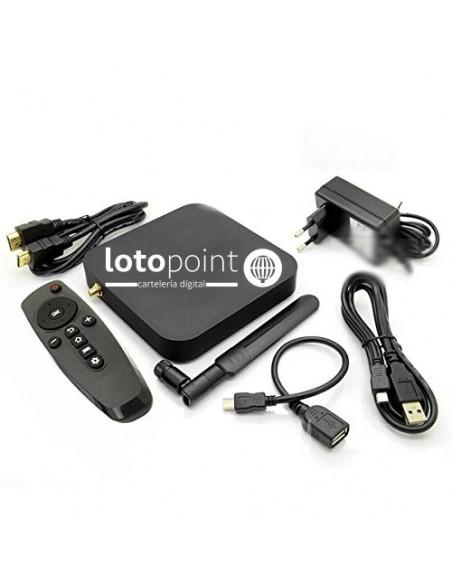 Kit TV LotoPoint