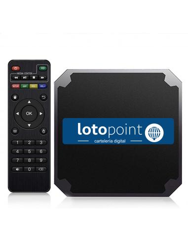 Kit TV LotoPoint mini