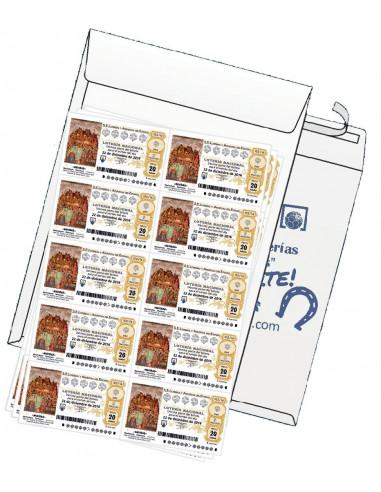 Bolsa para billetes Loterías
